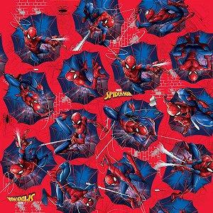 Saco Metalizado 45X60Cm Spider Teia Cromus