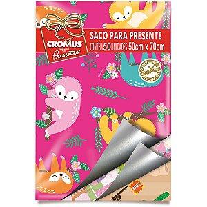 Saco Metalizado 50X70Cm Infantil Sortidos Cromus