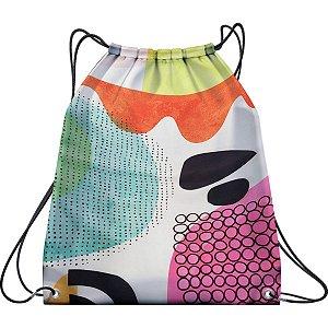 Sacola De Viagem Tie Dye Multiuso Sortido Kit