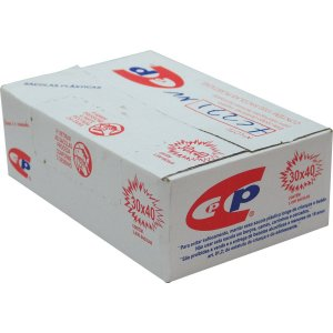 Sacola Plastica 30X40 C/1000 Unidades Central Plast