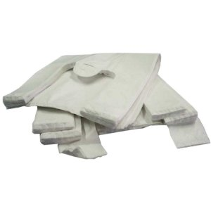 Sacola Plastica 30X45 C/550 Unidades Reforcada Central Plast
