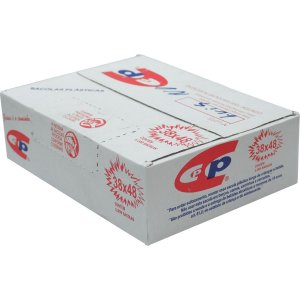 Sacola Plastica 38X48 C/1000 Unidades Central Plast