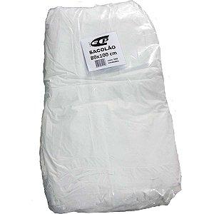 Sacola Plastica 80X100 C/250 Unidades Central Plast