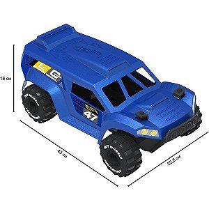 Sandalia Infantil Hot Wheels Speed N.25 Az/am Grendene