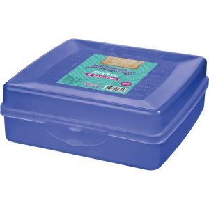 Sanduicheira Plastica  Azul Sanremo