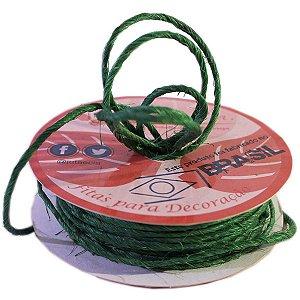 Sisal Simples 10M.verde Musgo Aramex