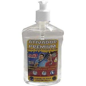 Slime Ativador Premium P/cola 500Ml. Radex