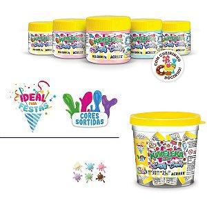 Slime Kimeleka Candy Colors 25G Acrilex