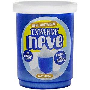 Slime Neve Natural 8G. Expande Doce Brinquedo