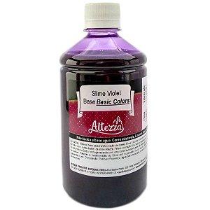 Slime Violet Roxa Base 500G Altezza