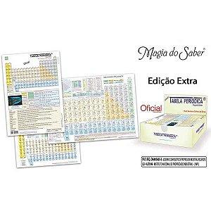 Tabela Periodica 3 Modelos De Tabelas Magia Do Saber