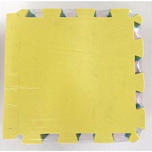 Tatame 20 Placas 50X50X1Cm. Sortido Dubflex