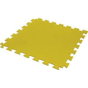 Tatame Eva Amarelo 1X1M 15Mm Carlu