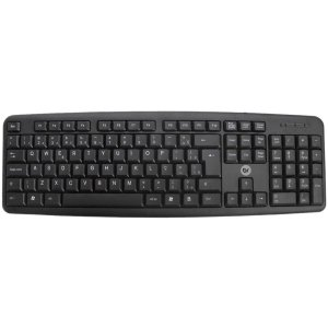 Teclado Ps2 Minidin Preto Bright