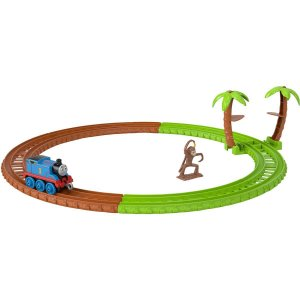 Thomas And Friends Pista Thomas Na Africa Mattel