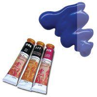 Tinta A Oleo Para Telas Azul Cobalto 20Ml Acrilex
