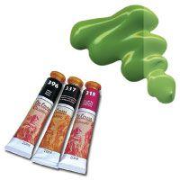 Tinta A Oleo Para Telas Verde Ingles 20Ml Acrilex