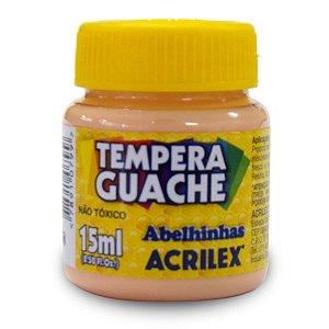 Tinta Guache 015Ml Amarelo Pele Acrilex
