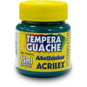 Tinta Guache 015Ml Verde Bandeira Acrilex