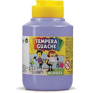 Tinta Guache 250Ml Lilas Acrilex