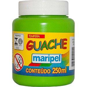 Tinta Guache 250Ml Verde Claro Maripel