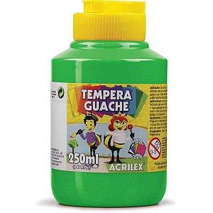 Tinta Guache 250Ml Verde Folha Acrilex