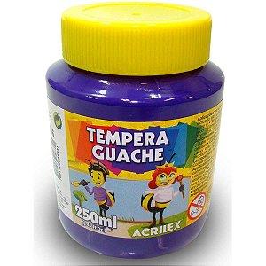 Tinta Guache 250Ml Violeta Acrilex