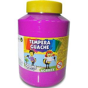 Tinta Guache 500Ml Magenta Acrilex