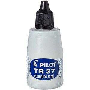 Tinta Marcador Permanente Reabastecedor 037Ml Pret0 Pilot