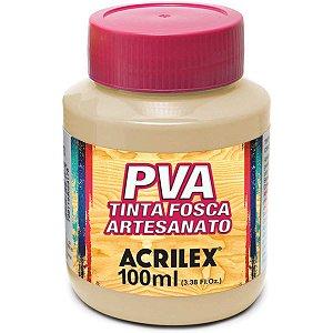 Tinta Pva Areia 100Ml. Acrilex