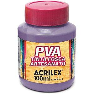 Tinta Pva Lilas 100Ml. Acrilex