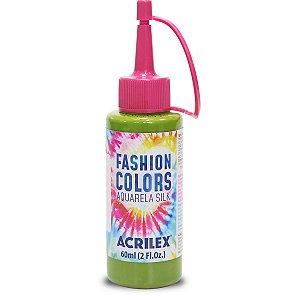 Tinta Tecido Aquarela Silk Fashion Colors Vd.musgo 60Ml Acrilex