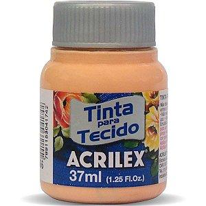 Tinta Tecido Fosca 037Ml Pessego Acrilex