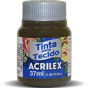 Tinta Tecido Fosca 037Ml Sepia Acrilex