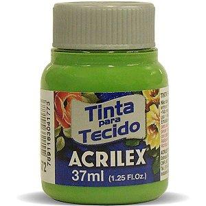 Tinta Tecido Fosca 037Ml Verde Abacate Acrilex