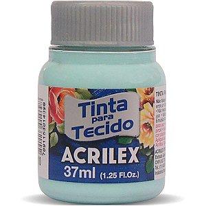 Tinta Tecido Fosca 037Ml Verde Bebe Acrilex