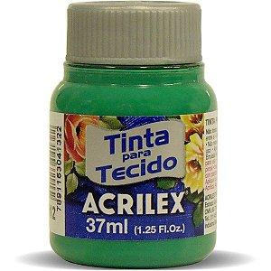 Tinta Tecido Fosca 037Ml Verde Veronese Acrilex