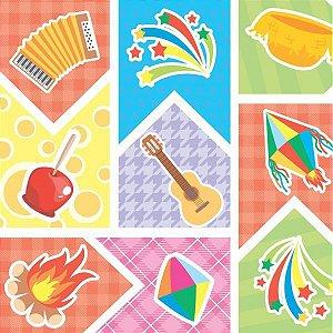 Tnt Estampado 1,40M 40G Festa Junina Supper