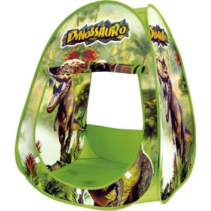Toca Barraca Dinossauro Dm Toys