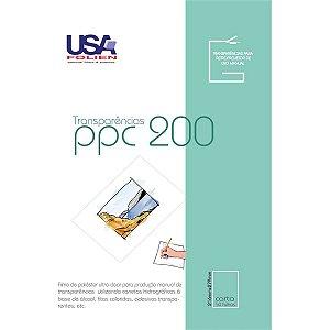Transparencia Retroprojetor Manual Carta S/tarja 50Mc Usa Folien