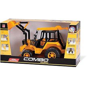 Trator Combo Agro Cardoso Toys