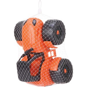 Trator Orange Tractor Sort. Solapa Orange Toys