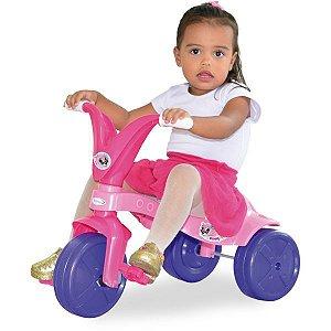 Triciclo Pink Pantera 1 A 4 Anos Xalingo
