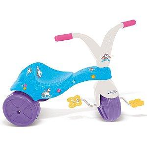Triciclo Unicornio Decorado Xalingo