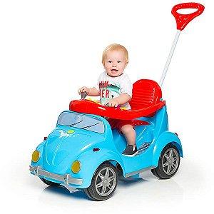 Veiculo Para Bebe 1300 Fouks Azul Calesita