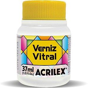 Verniz Vitral Incolor 37Ml. Acrilex