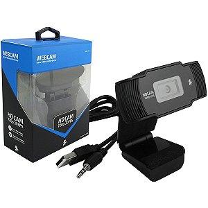 Webcam Hd 720P 30Fps Santana Centro