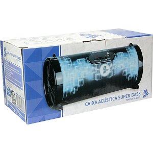 Caixa Acustica 20W Rms Bluetooth/usb/sd/fm Santana Centro