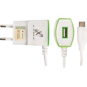 Carregador Celular De Parede Ultra Rapido Micro Usb 2.0 A C Flex