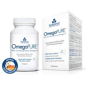Omegapure 60 capsulas